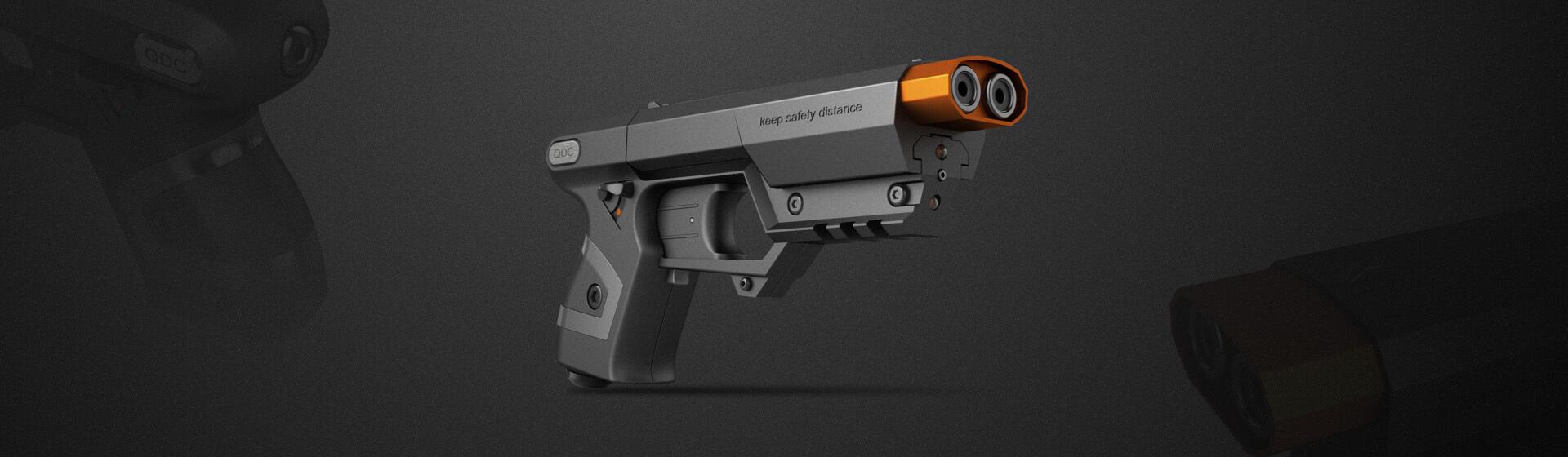 QDC Explosion-Proof Pistol